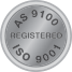 AS 9100 ISO 9001 Registered