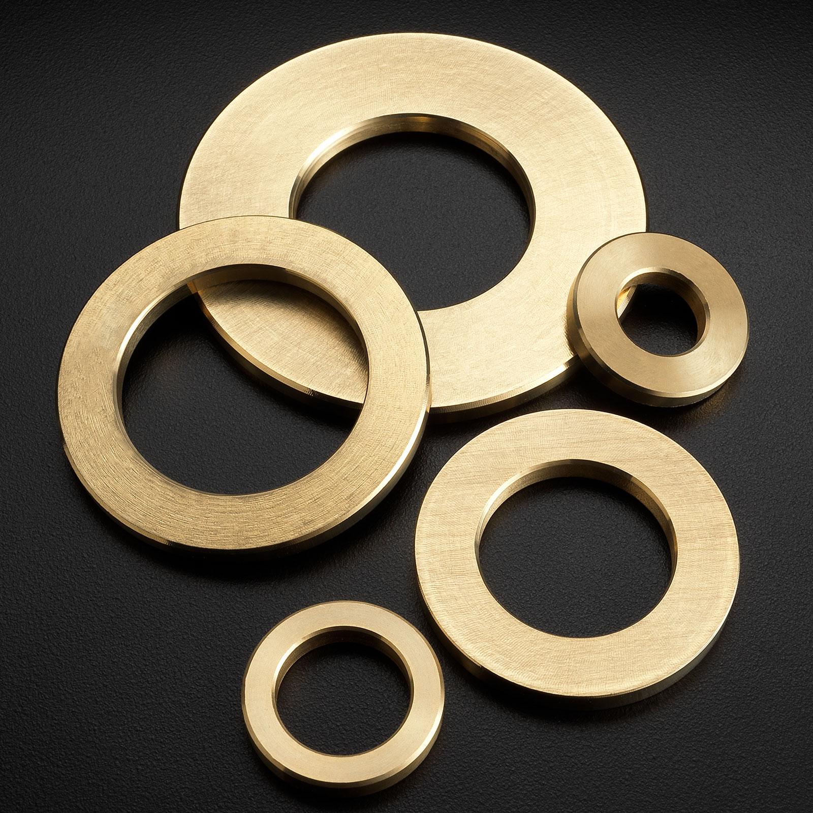 Copper Lock Washer : C standard thrust washer morgan bronze