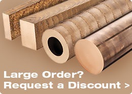 Large Order? Request a Discount.