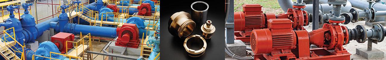 custom pump valve actuation