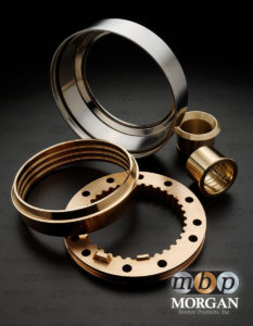 Morgan Bronze Aerospace/Defense Product